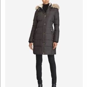 Lauren Ralph Lauren Down Puff Coat